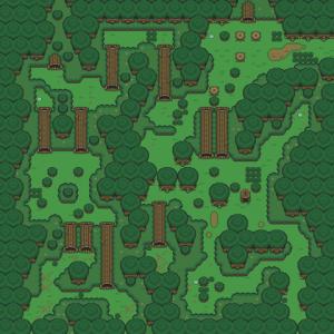 Bosque Perdido snes
