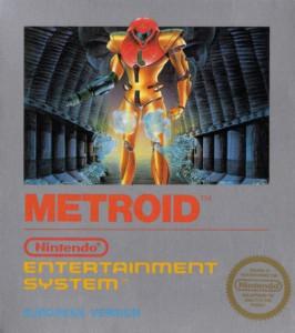 Metroid 1 nes