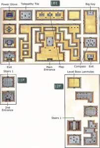 palacio del este mapa