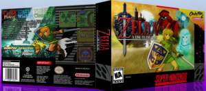 caja edicion especial the-legend-of-zelda-a-link-to-the-past