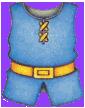 Cota de Malla azul