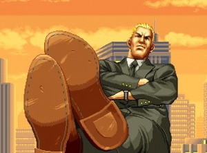 geese howard despacho
