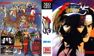 kingoffighters95 caratula 2