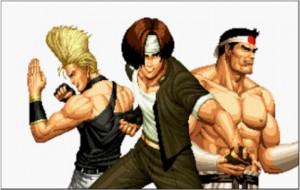 kof94 jap team