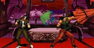 kyo vs rugal
