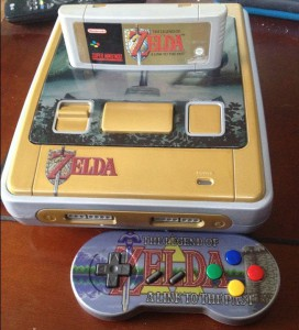 snes custom zelda