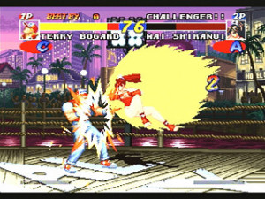REAL BOUT FATAL FURY