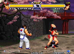 REAL BOUT SPECIAL FATAL FURY